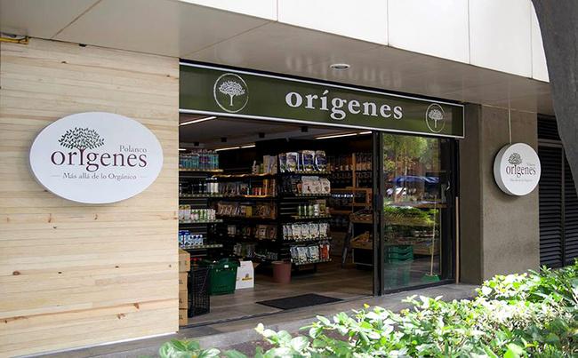 Origenes organicos